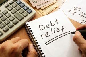 debt relief companies