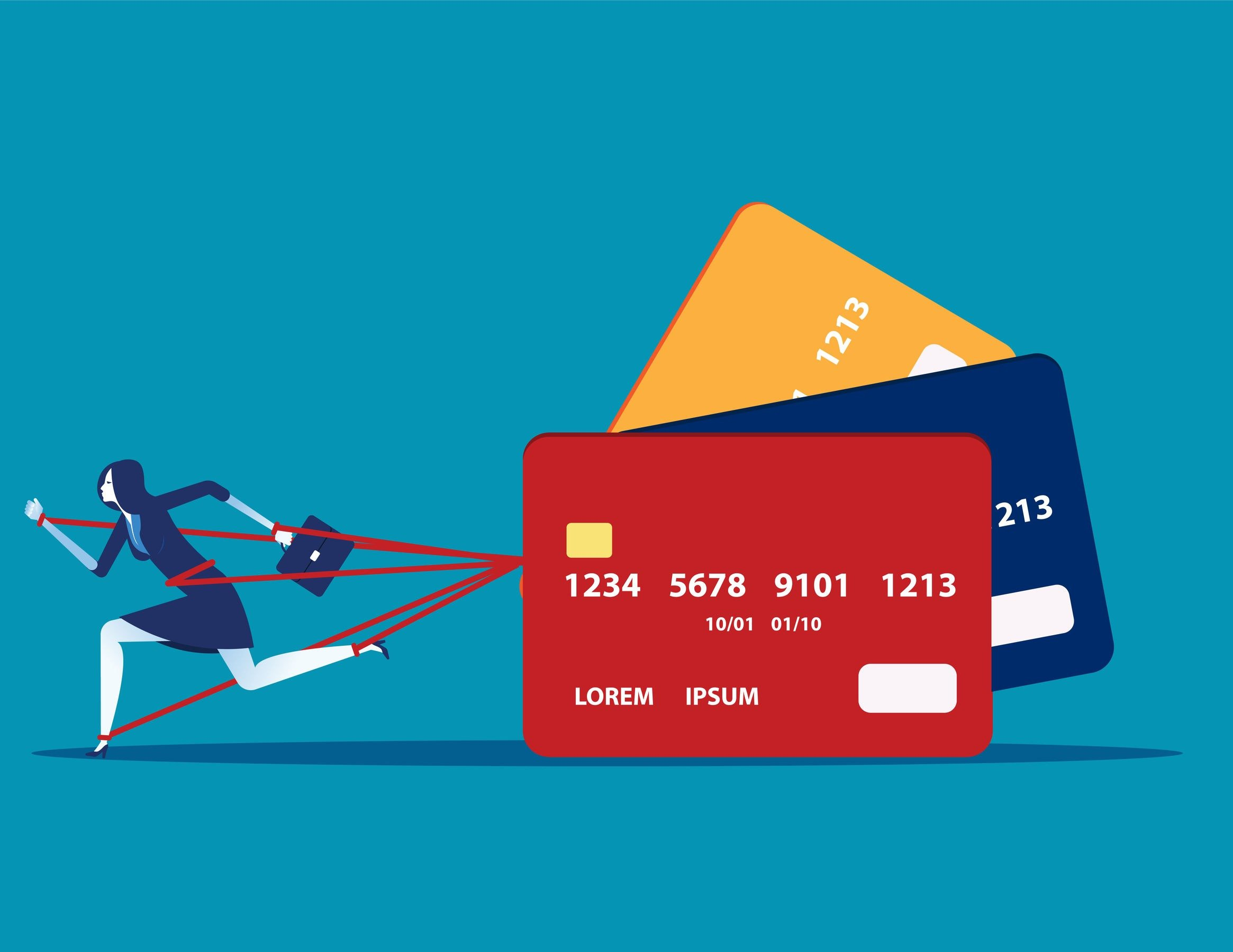 The Risk Of Credit Card Debt